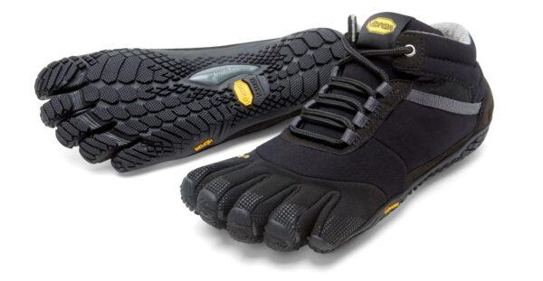 Vibram Fivefingers Trek Ascent Insulated black