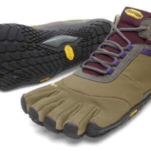 Vibram Fivefingers Trek Ascent Insulated khaki/grape