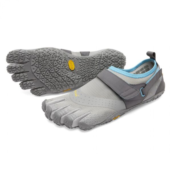 Vibram Fivefingers V-Aqua light-grey/blue