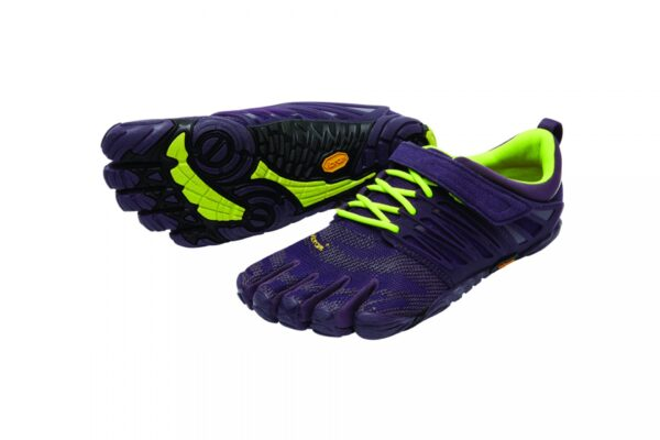 Vibram Fivefingers V-Train nightshade/safety-yellow