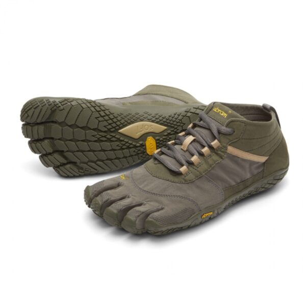 Vibram Fivefingers V-Trek military/dark-grey